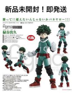 figma My Hero Academia Izuku Midoriya Action Figure No.323 Japan New