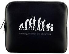 LUXBURG® 17,3 Zoll Notebooktasche Tasche aus Neopren Schutzhülle Sleeve #AL