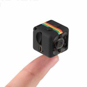 Caméra Miniature Surveillance Mini Caméra Espion Enregistreur HD Vision Nocturne