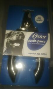 Oster Gentle Paws Less Stress Nail Trimmer With Nail Guard