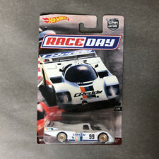 Hot Wheels Car Culture Race Day 4/5 1:64 Porsche 962 *New Sealed* Cars Toy