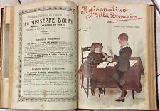 IL GIORNALINO DELLA DOMENICA 1910 Primo semestre 1/26 BERTELLI