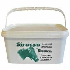 VETSONIC SIROCCO X 5 KG  Stable Disinfectant insect repelling and air sanitation