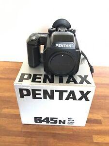 PENTAX 645N Medium Format Film Camera Body