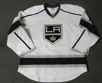 New Los Angeles Kings White Authentic Team Issued Reebok Edge 2.0 Hockey Jersey