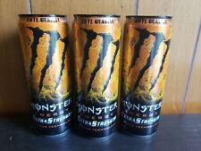 Monster Energy Anti-Gravity -- Discontinued and Rare! Pack of 3