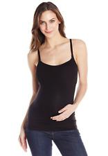 Cosabella Women's Talco Maternity Cami in Black, Medium