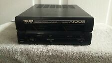 Yamaha A100a Amplifier Designed specifically for the NS-10m Monitors  used