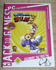 Earthworm Jim 3D (2005) PC-Version, Action-Jump 'n' Run, USK 6, gebraucht