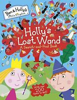 Ben and Holly's Little Kingdom: Holly's Lost Wand - A Search-and-Find Book (Ben