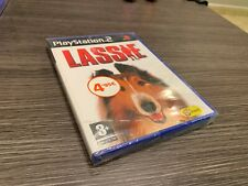 LASSIE PS2 PAL PRECINTADO NUEVO EN CASTELLANO SEALED