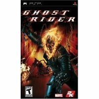 Ghost Rider Sony For PSP UMD 3E