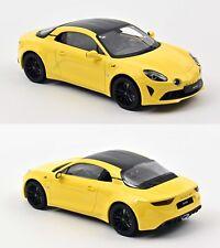 1/18 Norev Alpine A110 Color Édition 2020 Yellow  Neuf Boite Livraison Domicile