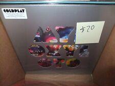 Coldplay Mylo Xyloto Sealed New Die Cut Vinyl LP
