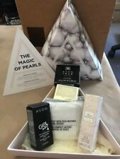 """Avon """"A"""" Box Collection """"The Magic of Pearls"""" 5 piece New"""