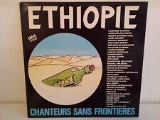 "MAXI 12"" CHANTEURS SANS FRONTIERES Ethiopie RENAUD 1549796"