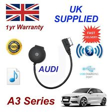 per AUDI A3 Bluetooth Music Streaming USB Modulo mp3 iphone htc nokia lg sony