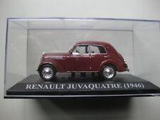 Renault Juvaquatre 1946 Model car 1/43 Altaya