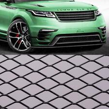 "40""x13"" Black Aluminium Alloy Rhombus Grill Mesh Net Racing Grilles Car Bumper"
