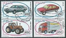 1984 ITALIA USATO AUTO DA BLOCCO - D5-3