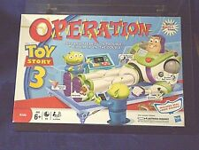 HASBRO..TOY STORY 3..OPERATION GAME..COMPLETE CLEAN CONDITION