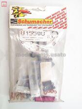Schumacher Ultra Descargas Short Púrpura U1559U modelado