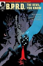 BPRD Devil You Know (2017) #12 - New Bagged