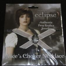 TWILIGHT ECLIPSE CREST ALICE'S CHOKER NECKLACE  - New - USA Shipping