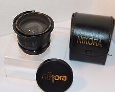 NIKORA 0.42X SUPER WIDE CONVERSION LENS , FITS 52mm FILTER THREADS