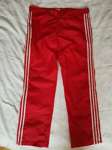 Vintage Mens  ADIDAS ORIGINALS Tracksuit Yugoslavia PIK Maribor Pants Size 9/10