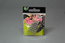 BFT big fish tackle-Pike-Center pin-Shallow screw-small - 5 trozo-nuevo