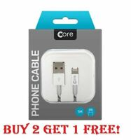 BOXED Lightning USB Fast Charger Lead Cable for Apple iPhone 8 7 6 5 X XS iPad