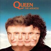 QUEEN - THE MIRACLE NEW VINYL RECORD