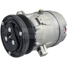 DENSO 471-9136 New Compressor And Clutch