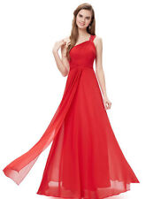 One Shoulder Ever-Pretty Hand-wash Only Dresses for Women