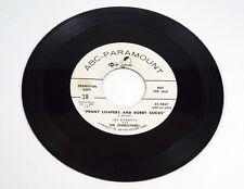 JOE BENNETT & THE SPARKLETONES ~ Penny Loafers And Bobby Socks - ABC Promo 9867