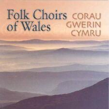 Folk Choirs Of Wales [CD]