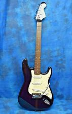 STARCASTER ELECTRIC 6-STRING GUITAR BY FENDER WITH STRAP GIG BAG AND CABLE