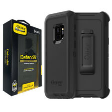 OtterBox Defender Series Rugged Case Cover for Samsung Galaxy S9 - Black