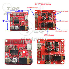 Mini Mp3 Bluetooth Lossless Decoder Board Bluetooth 4.1/4.2 Amplifier board