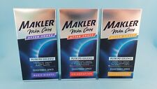 Set of 3 Makler After Shave Lotions made in Poland 100ml Lot