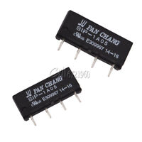 1/2/5/10PCS DC 5V 4PIN Dry Reed Relay SIP-1A05 Reed Switch Relay for PAN CHANG