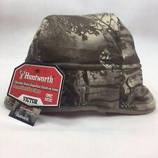 Huntworth Victor Realtree Max-1 XT Fleece Lined Camo Hunting Beanie Cap Hat OSFA