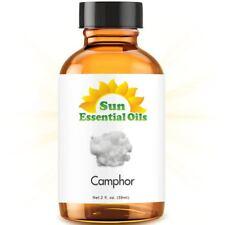 Camphor (2 fl oz) Essential Oil 100% Pure - Best 2 ounces (59ml) - FREE SHIPPING