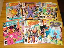 SQUADRON SUPREME #1-12 MARVEL COMICS BOB HALL 1985 SET (12)