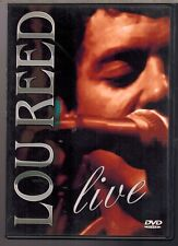 DVD( MUSICAL) TB++LOU REED**THE BOTTOM LINE NEW YORK CITY 1983.CONCERT
