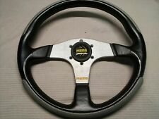 Volant Momo D35 steering wheel Golf peugeot 205 Renault 5 turbo gti 16s ie gris