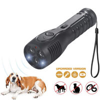 Anti Bark Device Ultrasonic Dog Barking Control Stop Repeller Trainer Tool