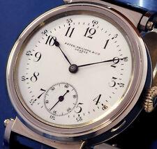 PATEK PHILIPPE & CO GENEVA 18 JEWELS CHRONOMETER + CERTIFICATE - 1885