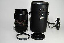 Vivitar Telephoto Auto 135mm F2.8 Lens For Miranda sensorex ll